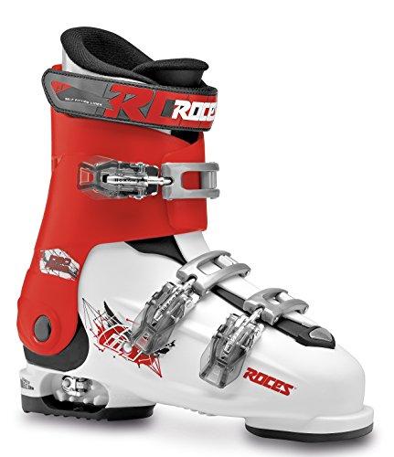 Detalles de las botas de esquí para niños Roces Idea Free