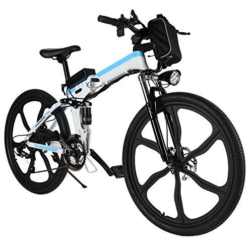 Descripción de la bicicleta eléctrica AMDirect
