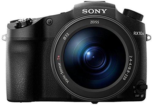 Detalles de la cámara Sony RX10III