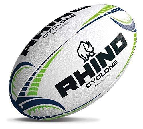 Descripción del balón de rugby Rhino Cyclone