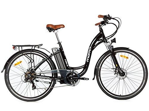 Descripción de la bicicleta eléctrica de Moma Bikes