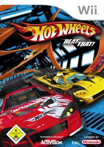 Activision Hot Wheels - Juego (Wii, DEU)