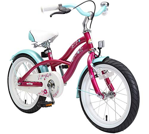 Detalles de la bicicleta infantil Bikestar