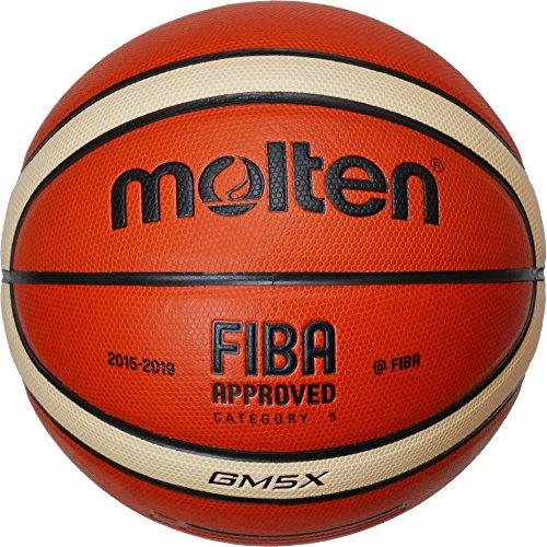 Descripción del balón de basket Molten BGMX indoor