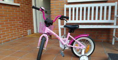Evaluación bicicleta infantil Prometheus