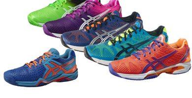 las mejores zapatillas de pádel