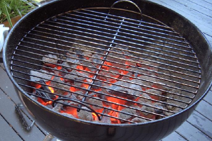Hacer barbacoa carbón perfecta