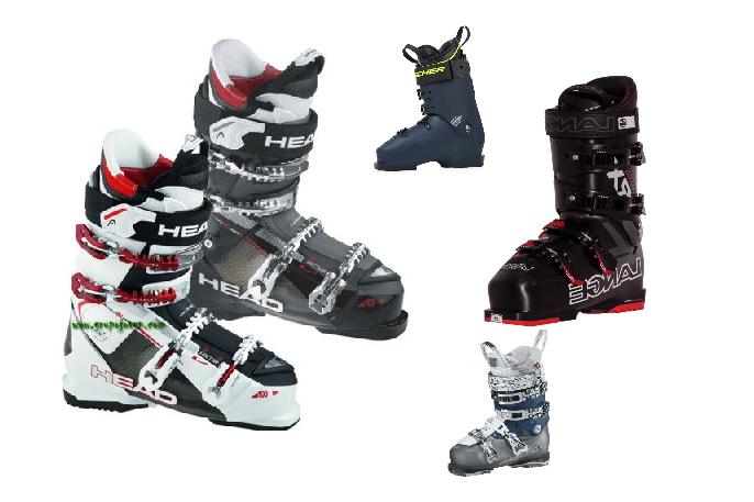 comprar las mejores botas de esqui