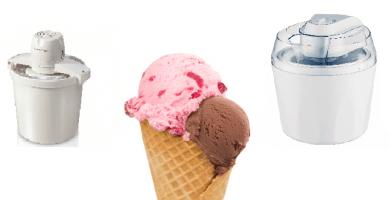 La mejor máquina para hacer helados en casa