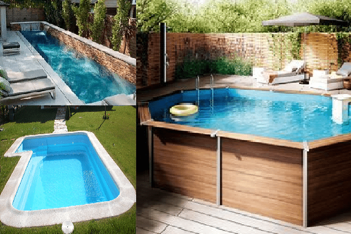 La mejor piscina desmontable en tu jardín