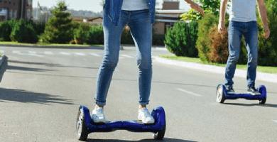 Aprende a usar tu hoverboard