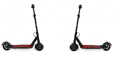 Opinión patinete electrico E-Twow Booster V
