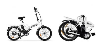 Evaluación bicicleta electrica Nilox X1