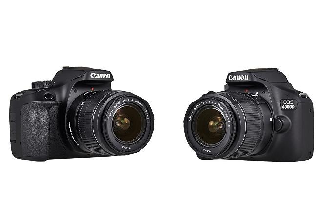 Opinión cámara Canon EOS 4000D