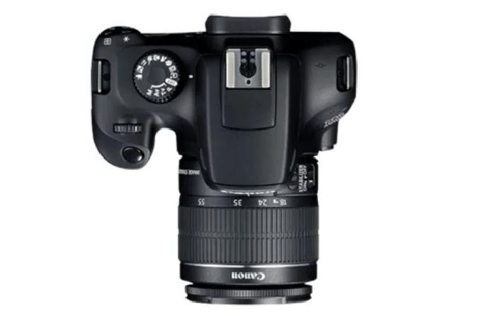 Evaluación prestaciones de la cámara Canon EOS 4000D