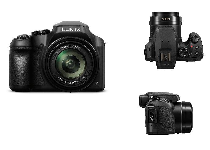 Opinión cámara bridge Panasonic Lumix DC-FZ82