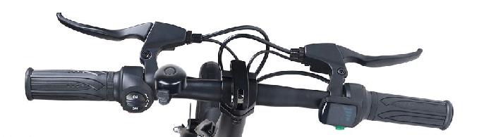 Manillar de la bicicleta Windgoo