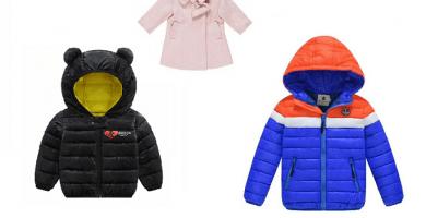comprar abrigos infantiles