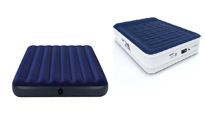 comprar un colchón hinchable