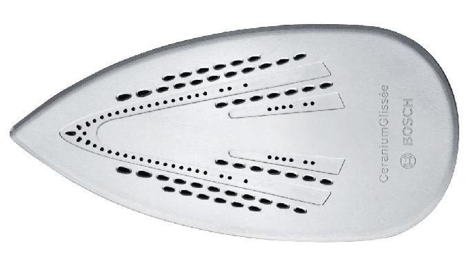 Base tipo Ceranium Glissée de la plancha Bosch Sensixx'x DA50