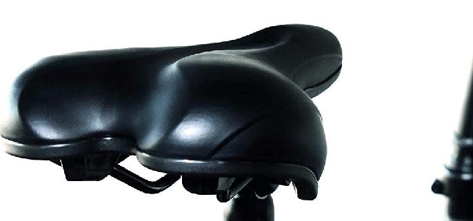 Sillín de la ebike plegable Nilox X2 Plus