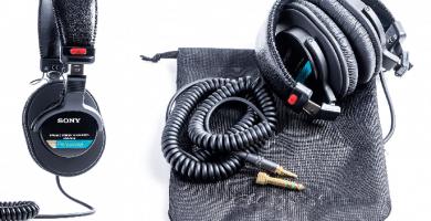 Evaluación auriculares de diadema Sony MDR-7506