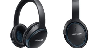 Valoración auriculares supraaurales bluetooth Bose - SoundLink II