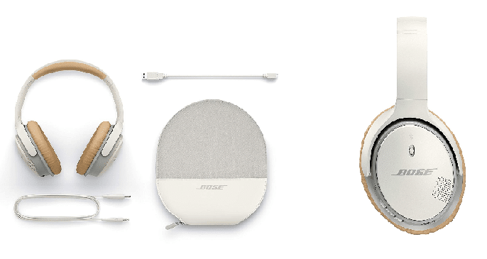 Características de los auriculares supra-aurales bluetooth Bose SoundLink II